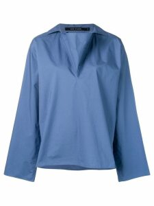 Sofie D'hoore wide sleeves blouse - Blue
