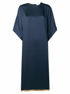Red Valentino loose-fit midi dress - Blue