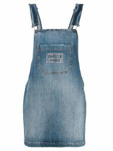 Gaelle Bonheur skirt overalls - Blue