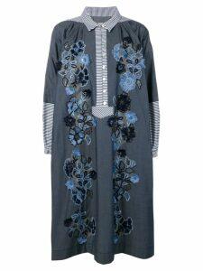 Antonio Marras Yukko dress - Blue