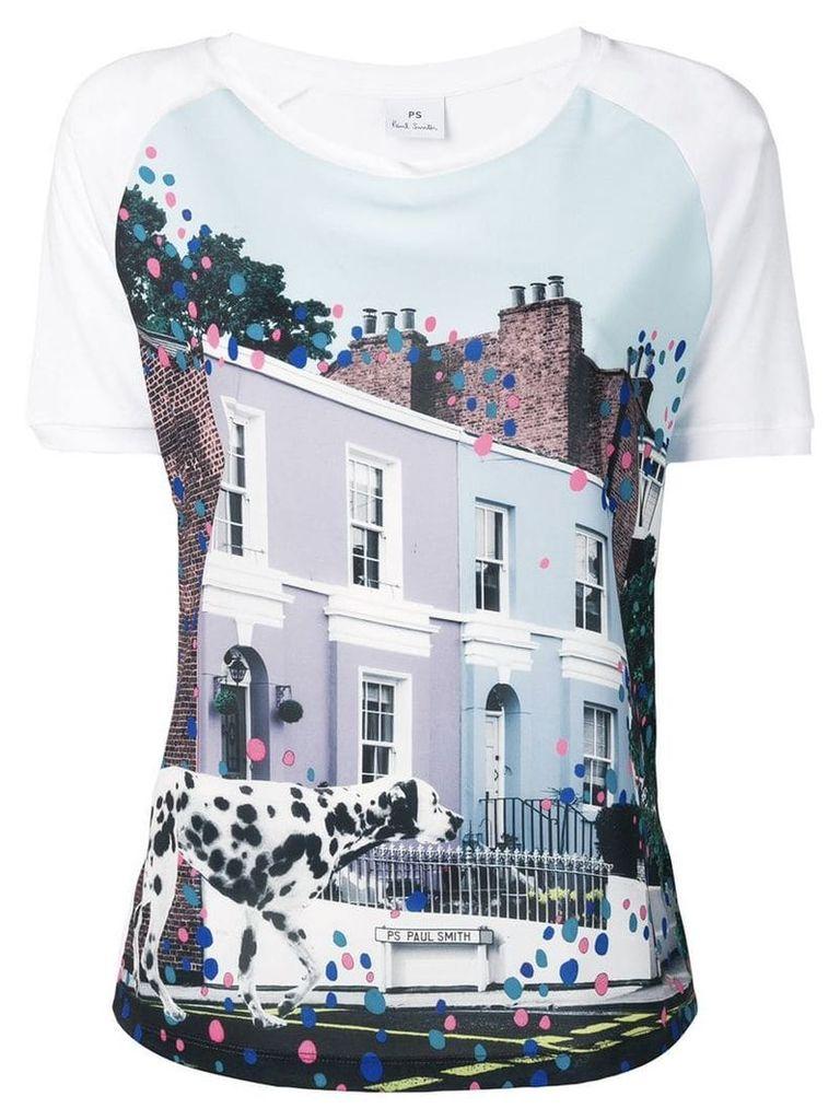PS Paul Smith Street t-shirt - Blue