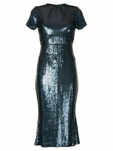 Rachel Gilbert Orla Dress - Metallic