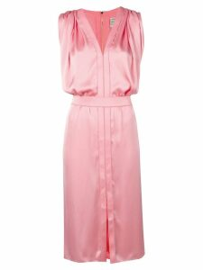 Maison Rabih Kayrouz sleeveless shift dress - Pink
