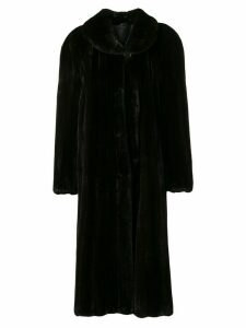 Liska Klas long coat - Brown