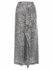 Roland Mouret Lowit sequin pencil skirt - Silver