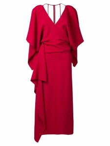 Roland Mouret Vincent dress - Red