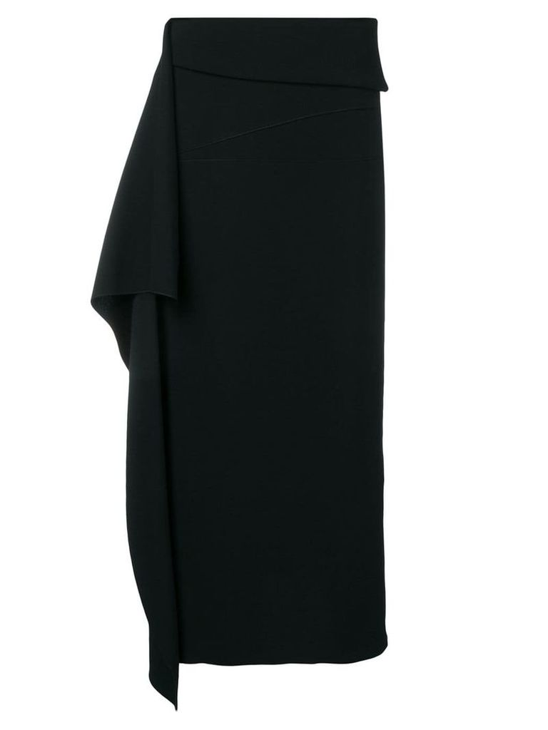 Roland Mouret Kelley skirt - Black