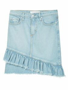 Nobody Denim Surrealist skirt - Blue