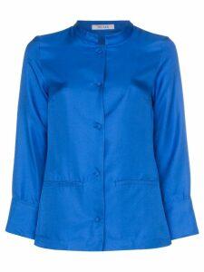Deitas China silk shirt - Blue