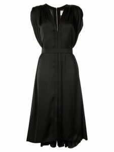 Maison Rabih Kayrouz fitted cocktail dress - Black