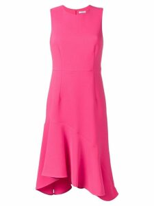 P.A.R.O.S.H. flared sleeveless dress - Pink