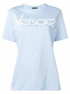 Versace logo print T-shirt - A2504