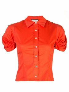 Alexis Wallis top - Orange