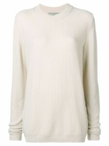 Holland & Holland cashmere jumper - Neutrals