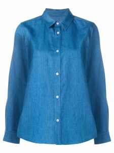 A.P.C. button-up shirt - Blue