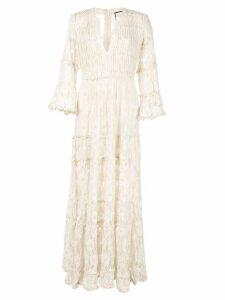 Alexis Alvin dress - White
