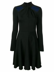 Givenchy fit-and-flare dress with cut-outs - Black