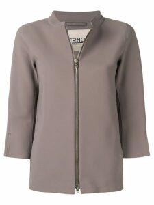 Herno zip-up jacket - Grey