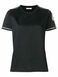 Moncler round neck T-shirt - Black