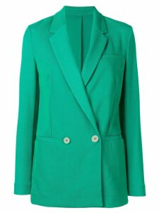 Pinko double-breasted blazer - Green