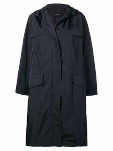 Joseph horton taffeta coat - Blue