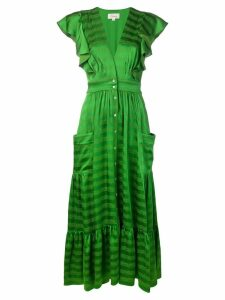 Temperley London Gaia dress - Green