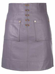 Alice Mccall Sweet Street mini skirt - Purple
