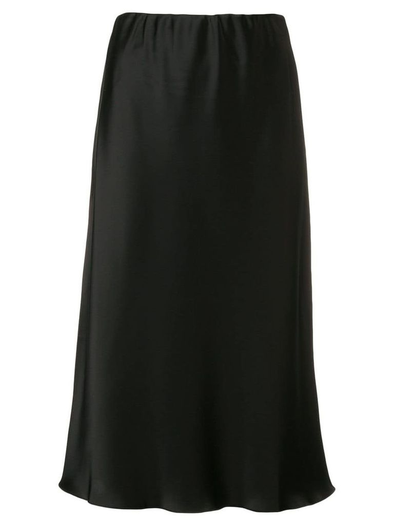 Nanushka plain skirt - Black