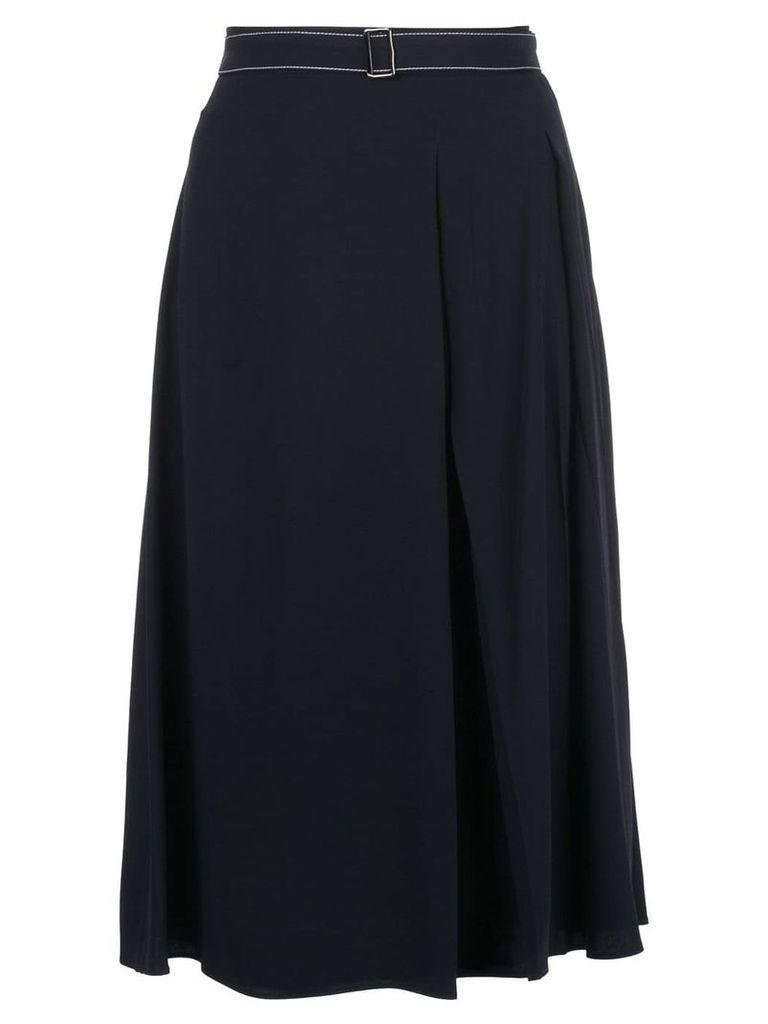 Marni belted waist skirt - Black