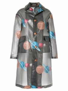 Undercover sheer planets coat - Grey