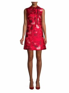 Amour Printed Shift Dress