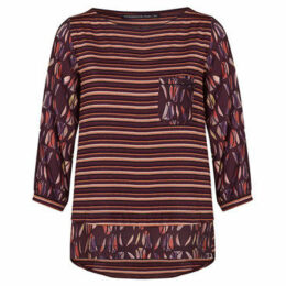 Mado Et Les Autres  Modern tunic  women's Tunic dress in Brown