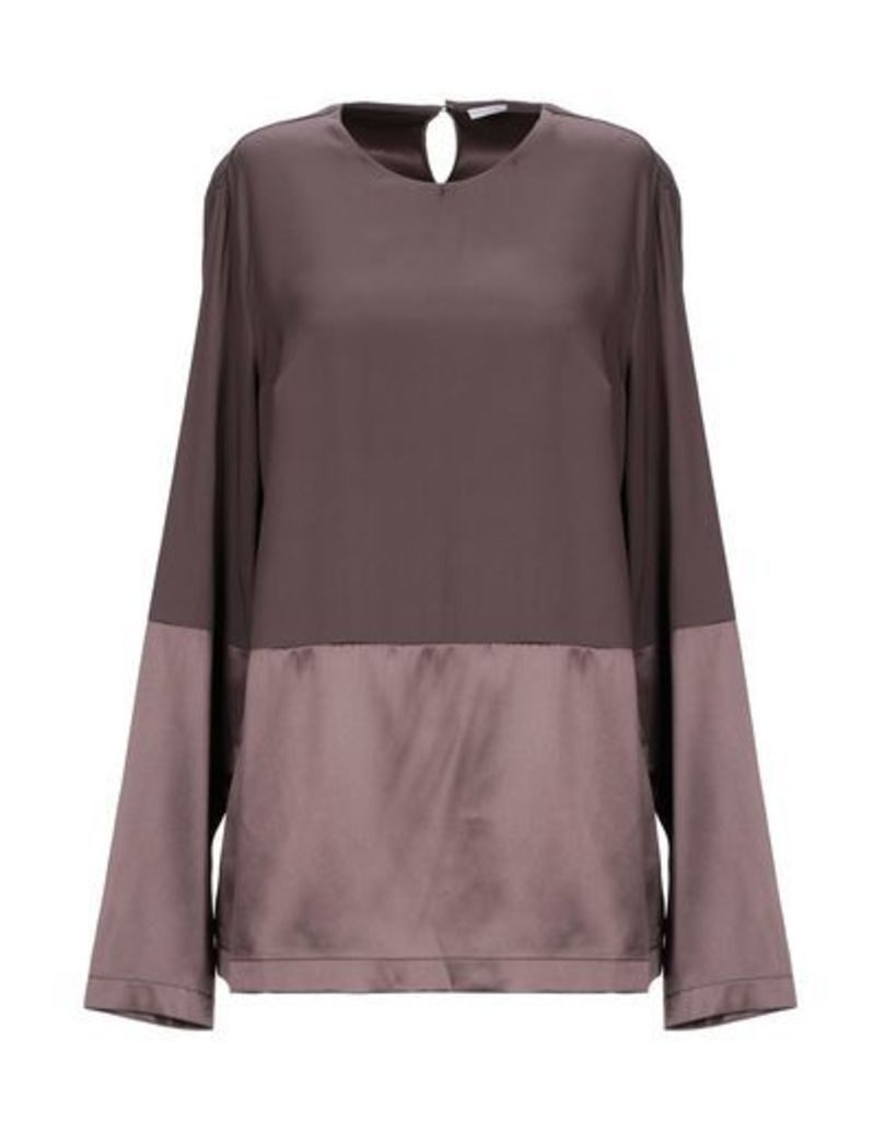 BRUNELLO CUCINELLI SHIRTS Blouses Women on YOOX.COM