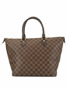 Louis Vuitton Pre-Owned Saleya MM hand tote bag - Brown