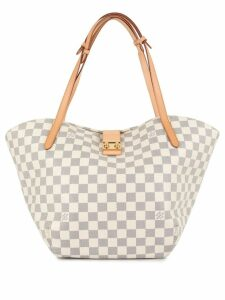 Louis Vuitton Pre-Owned Salina PM shoulder tote bag - White