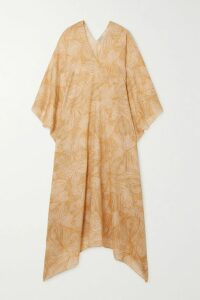 Prada - Tie-dyed Wool And Cashmere-blend Sweater - Pink