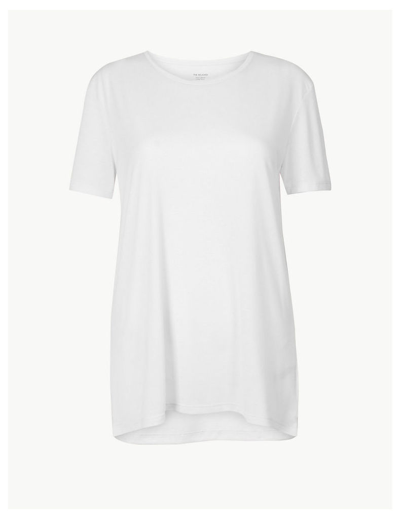 M&S Collection Round Neck Short Sleeve T-Shirt