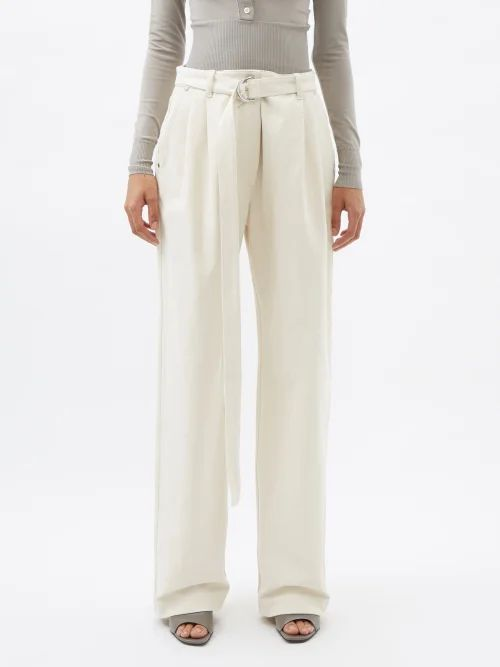 Isabel Marant - Gane Broderie Anglaise Voile Blouse - Womens - Black
