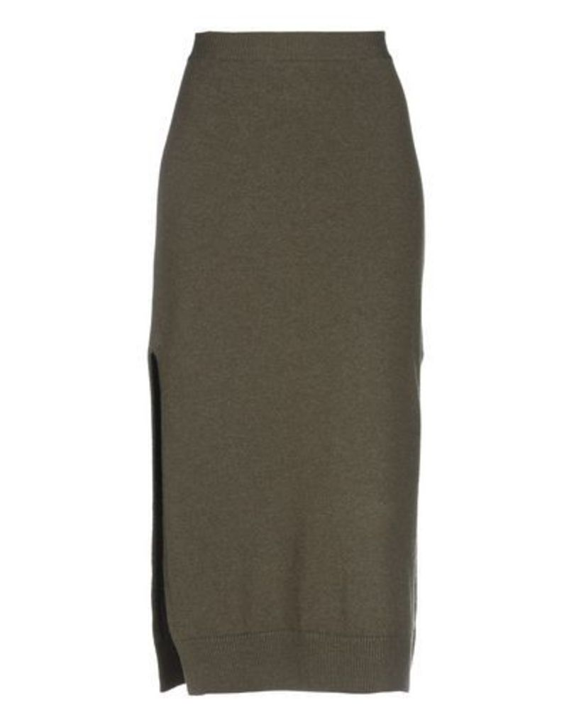 MRZ  SKIRTS 3/4 length skirts Women on YOOX.COM