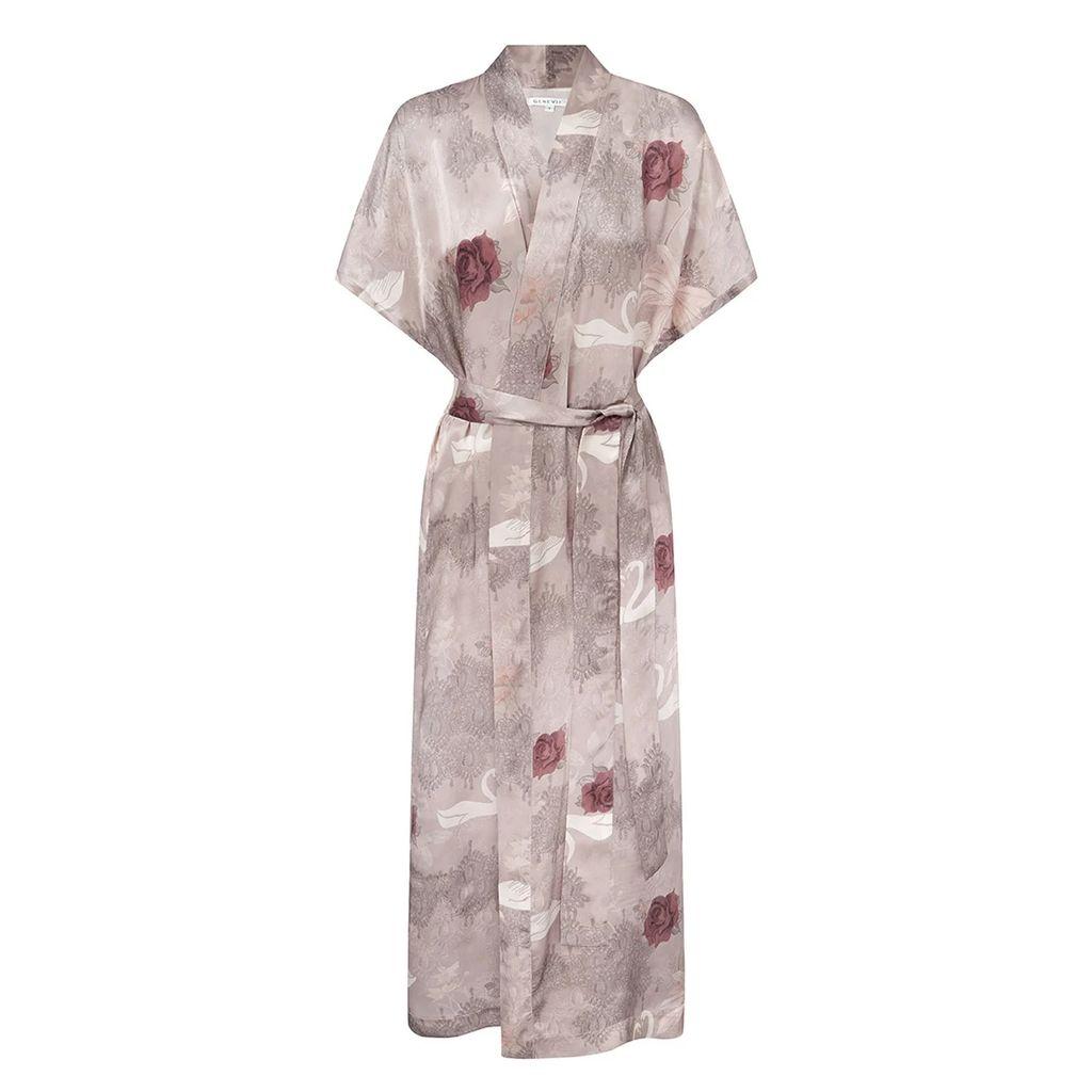 At Last. - Blue Paisley Soho Shirt