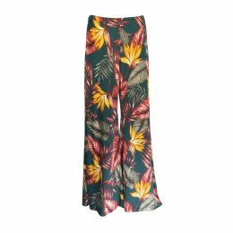 At Last. - Coral Paisley Soho Shirt