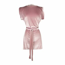 At Last. - Blue & White Kara Dress
