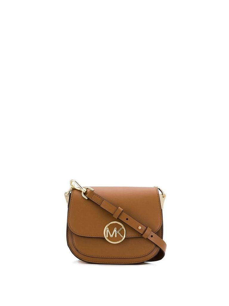 Michael Michael Kors small cross body bag - Brown