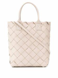 Bottega Veneta Maxi Cabat 30 tote bag - White