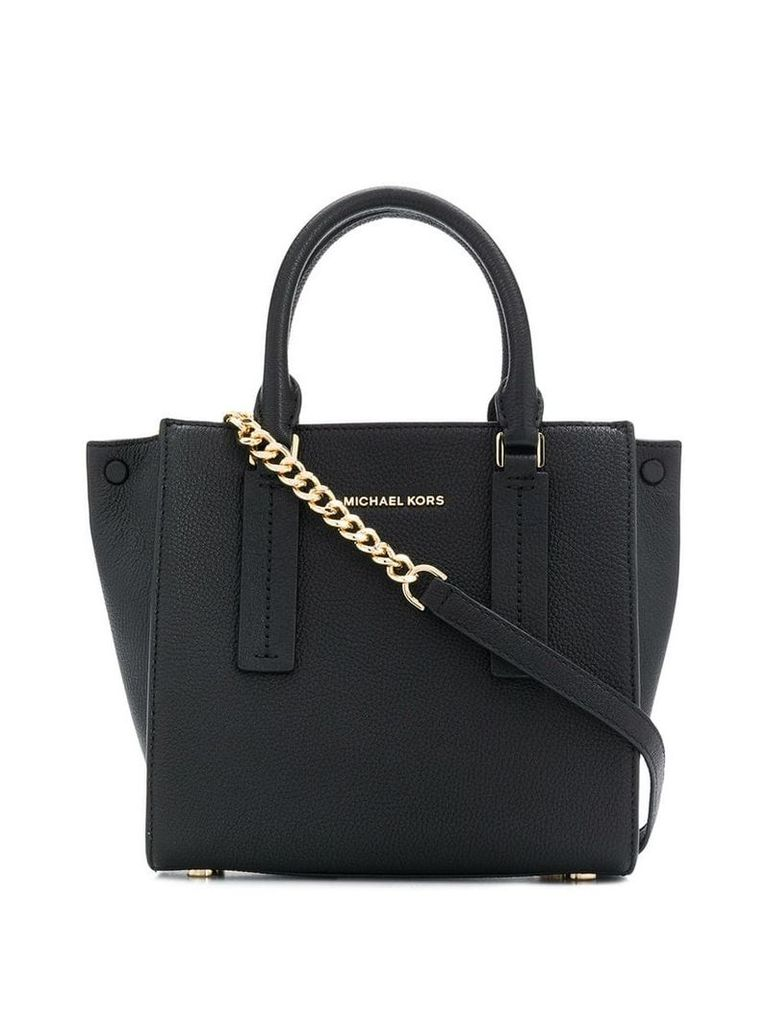Michael Michael Kors top handle tote bag - Black