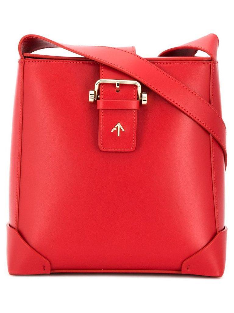 Manu Atelier Trapeze bag - Red