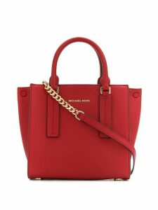 Michael Michael Kors top handle tote bag - Red