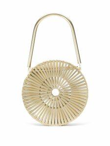 Cult Gaia Luna bag - Gold