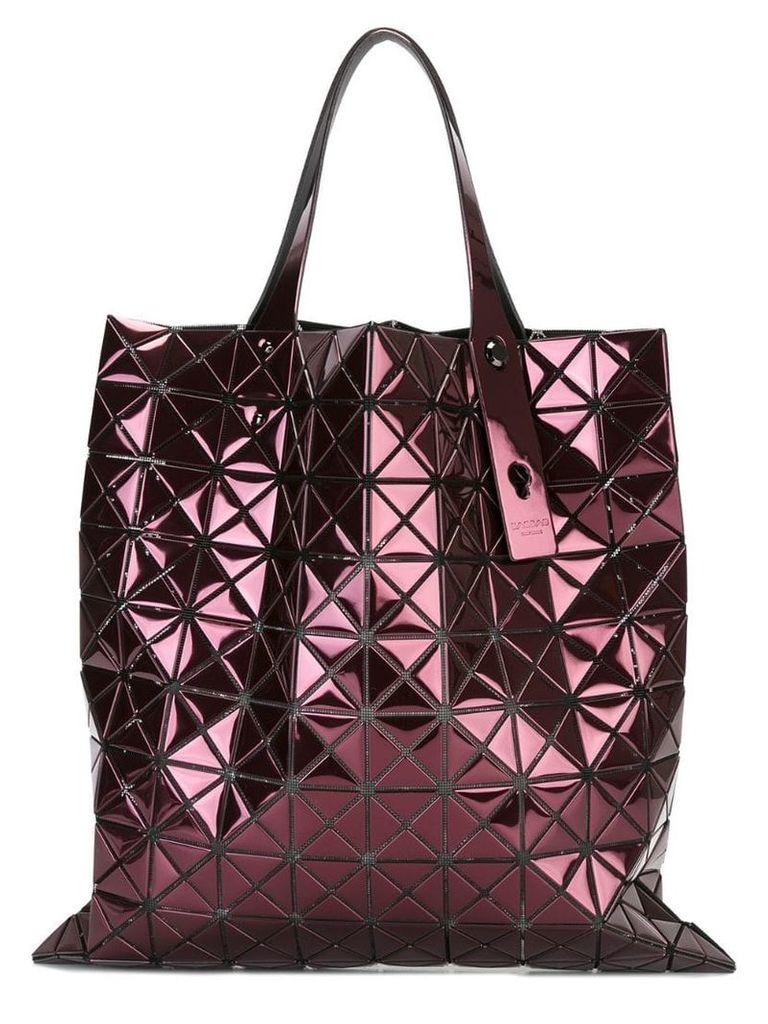 Bao Bao Issey Miyake rectangular prism tote - Pink
