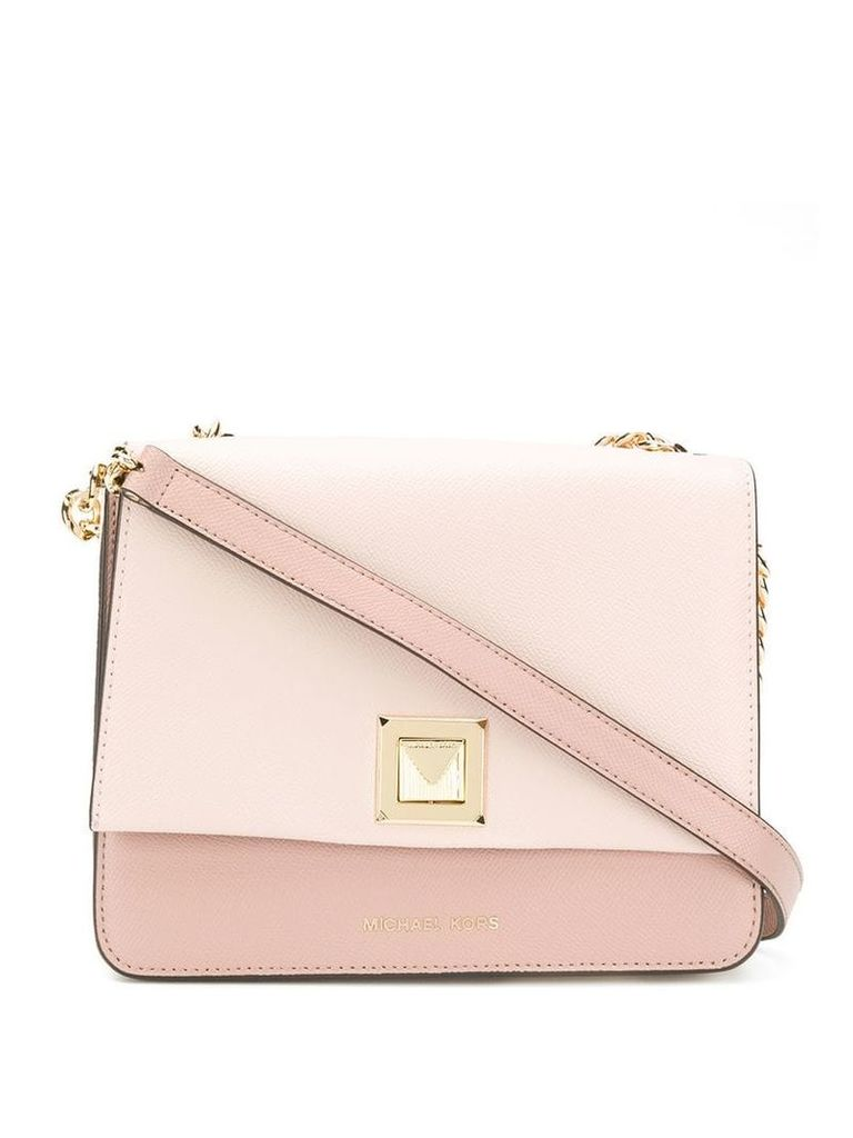 Michael Michael Kors Sylvia medium crossbody bag - Pink